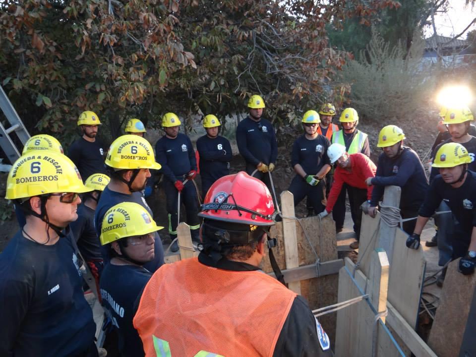 Trench Rescue 6, Rudy Alvarado
