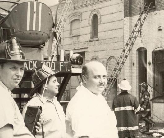 Guerra Bagolini en Nueva York, década del '60
